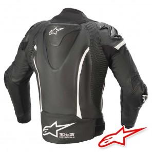 Alpinestars GP PRO V2 TECH-AIR™ Airbag Compatible Leather Jacket - Black White