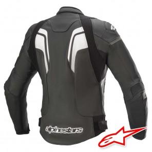 Alpinestars STELLA GP PLUS R V3 Leather Jacket - Black White