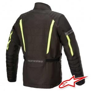 Alpinestars GRAVITY DRYSTAR Jacket - Black Yellow Fluo