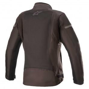 Alpinestars STELLA T-KIRA V2 AIR Jacket - Black Tar Grey
