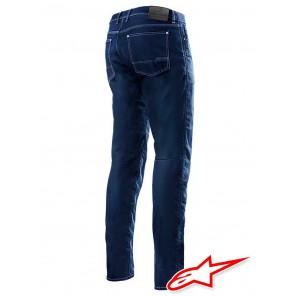 Alpinestars MERC Denim Pants - Rinse Plus Blue