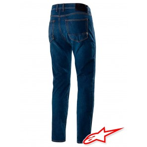 Alpinestars COPPER V2 Denim Pants - Mid Tone Plus Blue