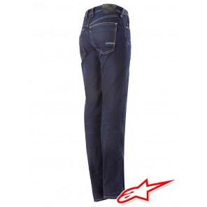 Alpinestars STELLA ANGELES Denim Pants - Rinse Plus Blue