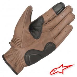 Alpinestars CRAZY EIGHT Leather Gloves