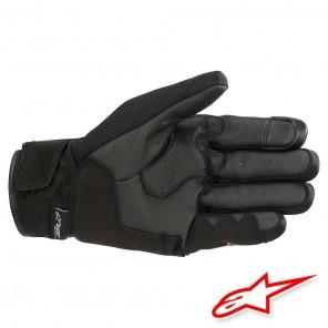 Alpinestars S MAX DRYSTAR Gloves - Black Red Fluo