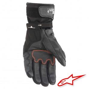 Alpinestars SP-365 DRYSTAR Gloves - Black Red Fluo White