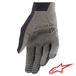 Alpinestars VENTURE R V2 Gloves - Black White