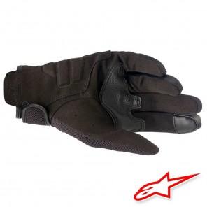 Alpinestars COPPER Gloves - Black Red Fluo