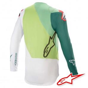 Alpinestars SUPERTECH BLAZE Jersey - Green Dark Green