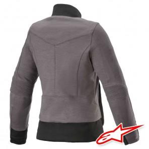 Alpinestars BANSHEE Women's Fleece - Melange Grey