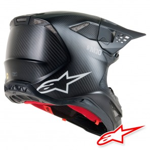 Alpinestars SUPERTECH S-M10 Solid Helmet