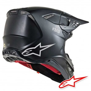 Alpinestars SUPERTECH S-M8 Solid Helmet