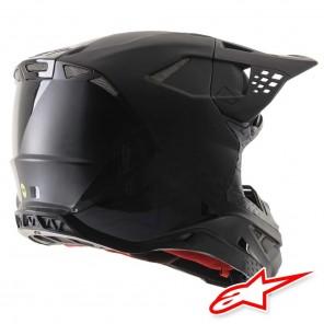 Alpinestars SUPERTECH S-M8 Echo Helmet - Black Anthracite