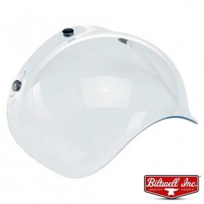 Biltwell BUBBLE Anti-Fog Shield - Clear