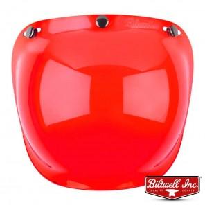 Biltwell BUBBLE Anti-Fog Shield - Rose