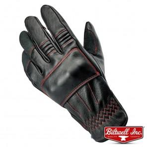 Biltwell BELDEN Gloves - Redline