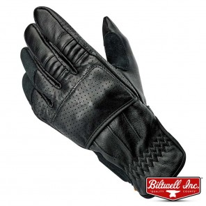 Biltwell BORREGO Gloves - Black