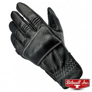 Biltwell BORREGO Gloves - Black Cement
