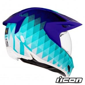 Icon VARIANT PRO Hello Sunshine Helmet - Blue