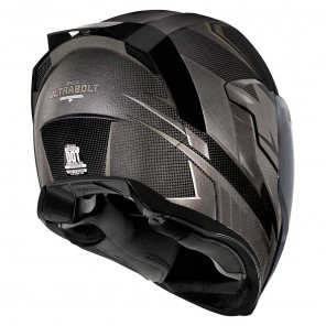 Icon AIRFLITE Ultrabolt  Helmet - Black