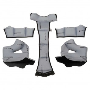 Icon AIRFRAME PRO Helmet Comfort Liner Set - HYDRADRY - Looser Fit