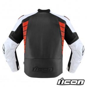 Icon HYPERSPORT2 PRIME Jacket - Black Red