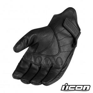 Icon PURSUIT Gloves - Black