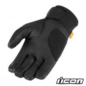 Icon TARMAC2 Gloves - Black