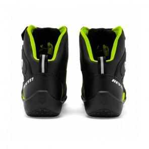 REV'IT! G-FORCE H2O Shoes - Black Neon Yellow