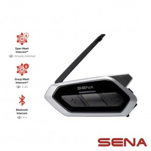 Sena 50R Mesh 2.0 Intercom - Single Pack