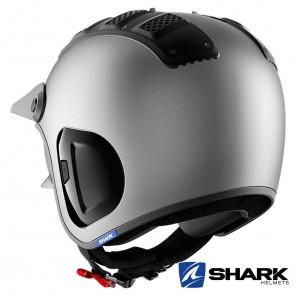 Shark X-DRAK 2 Blank Mat Helmet - Anthracite