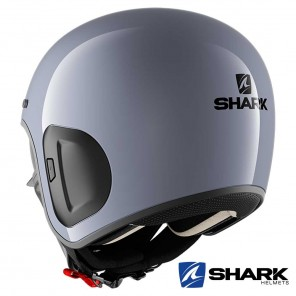 Shark S-DRAK 2 Blank Helmet - Grey Nardo
