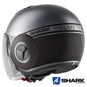 Shark NANO Street-Neon Mat Helmet