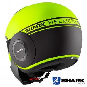 Shark STREET-DRAK Street-Neon Mat Helmet