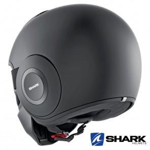 Shark STREET-DRAK Blank Mat Helmet