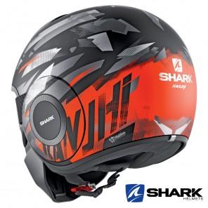Shark STREET-DRAK Kanhji Mat Helmet