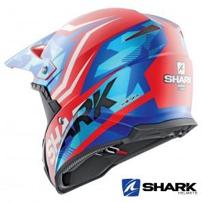 Shark VARIAL Replica Tixier Mat Helmet