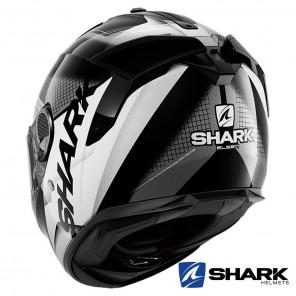 Shark SPARTAN GT Elgen Helmet - Black Anthracite White