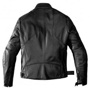 Spidi CLUBBER Leather Jacket - Black