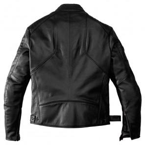 Spidi CLUBBER Leather Jacket -  Extreme Black