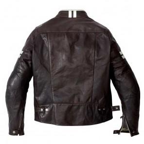 Spidi VINTAGE Leather Jacket - Brown Ice