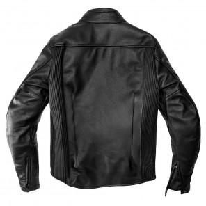 Spidi PREMIUM Leather Jacket - Black