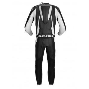 Spidi SPORT WARRIOR TOUR 2pc Leather Suit - Black White