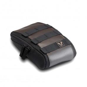 SW-MOTECH Legend Gear Leg Bag LA8 - Black Brown
