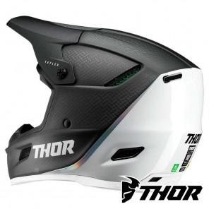 Thor REFLEX POLAR CARBON Helmet - Carbon White