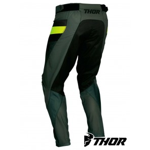 Thor PULSE RACER Pants - Army Green Acid