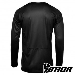 Thor PULSE BLACKOUT Jersey - Black