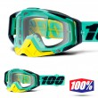 100% THE RACECRAFT Kloog Goggles - Clear Lens