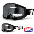 100% THE STRATA Outlaw Goggles - Clear Lens