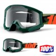 100% THE STRATA Huntitistan Goggles - Clear Lens